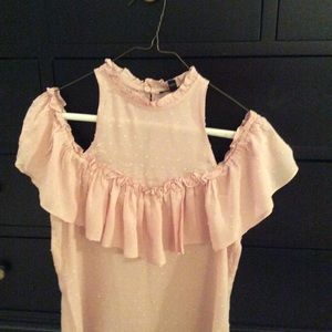 Cute off shoulder blouse